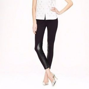 J.Crew Black Pixie Jodhpur Pants